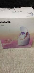 【新品・未使用】Panasonic EH-SA39 ナノケア 展示品、箱ダメージにつき格安 美顔 フェイシャルスチーマー パナソニック