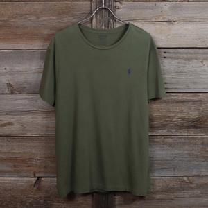 ※送料無料※ Polo Ralph Lauren ショートスリーブ Tシャツ XLサイズ ポロ ラルフローレン ワンポイント Y0211