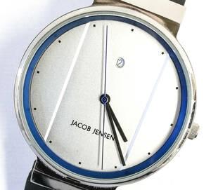 JACOB JENSEN 腕時計 750 アナログ クォーツ メンズ レディース