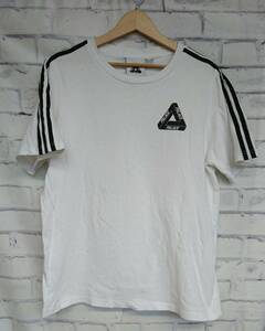 PALACE SKATEBOARDS パレススケートボーズ 半袖Tシャツ バッグプリントTシャツ XLサイズ スリーラインスリーブ コットン100% 夏