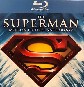 スーパーマン Blu-rayセット