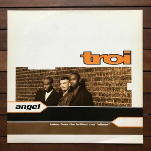 ●【eu-rap r&b】Troi / Angel[12inch]オリジナル盤《1-4》