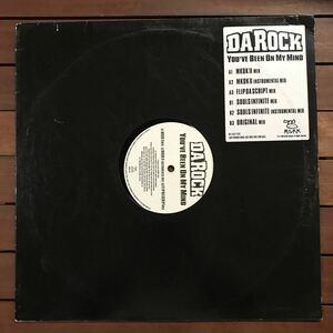 ●【eu-rap】DaRock / You've Been On My Mind[12inch]オリジナル盤《4-1-56》