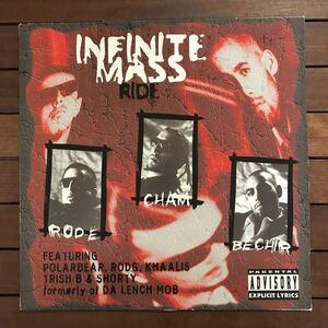 ●【eu-rap】Infinite Mass / Ride[12inch]オリジナル盤《3-2-17》