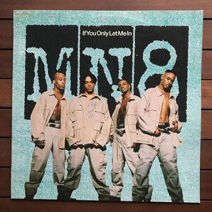 ●【r&b】MN8 / If You Only Let Me In[12inch]オリジナル盤《3-2-52 9595》