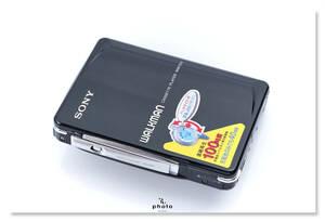 ★未使用・動作〇★ SONY ソニー WALKMAN EX最上位高音質モデル ポータブルカセットプレーヤー WM-EX9 ブラックペイント 整備品