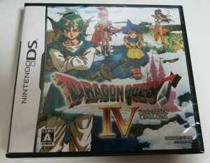 【新品未開封】ドラゴンクエスト4 Nintendo DS