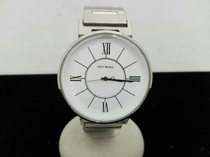 ISSEY MIYAKE イッセイミヤケ U ユー NYAL003 2020年モデル 和田智デザイン 腕時計 クォーツ 稼働品 3針 箱有り