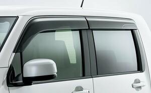 N-WGN ドアバイザー フロント・リア用左右4枚セット ホンダ純正部品 JH3 JH4 パーツ オプション