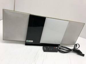 送料無料S30534 Panasonic パナソニックコンパクトステレオシステム SC-HC38 リモコンBluetooth CD iPOD