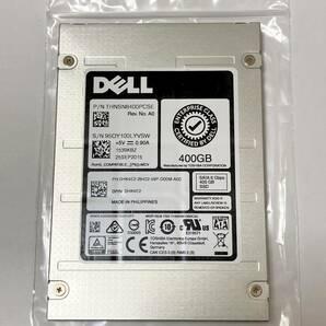 新品同様 TOSHIBA HK4E SSD 400GB MLCチップ SATA 2.5inch データセンター DELL エンタープライズクラス 専用コンデンサ搭載 2190TBW