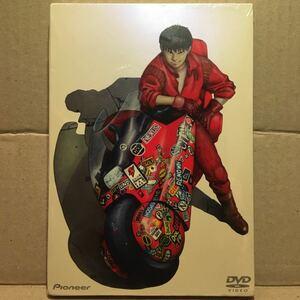 値下げ新品、未開封品) 初回限定版 アキラ AKIRA (DTS sound edition)