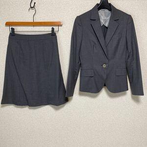 スーツカンパニー 上38下36 W62 スカートスーツ 春夏 DMW