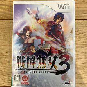 Wiiソフト 戦国無双3
