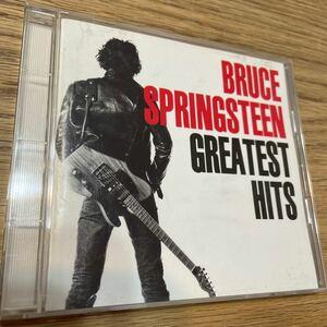 BRUCE SPRINGSTEEN ブルース・スプリングスティーン GREATEST HITS グレイテスト・ヒッツ 中古CD
