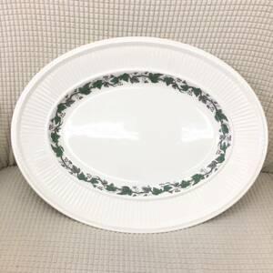 ウエッジウッド:Wedgwood ストラットフォード:stratford 大皿 オーバル 食器 ETRURIA BARLASTON