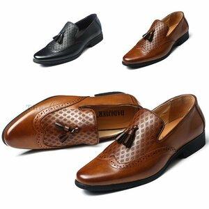 ビジネスシューズ メンズ 歩きやすい ビジネスシューズ メンズ 疲れない ウイングチップ ローファー シューズ 紳士靴 革靴 40代 50代
