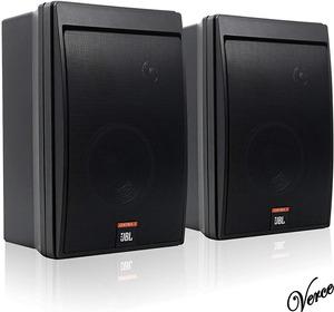 往年の人気機種 JBL PROFESSIONAL パッシブ 2Way フルレンジスピーカー Control 5-Y3 ブラック 高音質 重低音 パッシブスピーカー