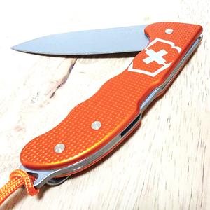 VICTORINOX  Victorinox   Limited   Охота  PRO ALOX ограниченный  Edition 2021  Япония  подлинный   нож   из  дверь   складной  ...  татами  тело  нож