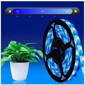 植物育成ライト LED 植物ライト USB給電 タッチ調光