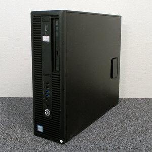 новый товар SSD240GB no. 6 поколение CPU установка двойной монитор соответствует *HP EliteDesk 800 G2 Corei5-6500(3.2G) память 8GB Win10/Office#2-794