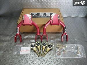 試着のみ!! 美品 Z.S.S DG-Storm EK9 シビック フロント アッパーアーム キャンバーキット 6-ZSS205 EJ1 EJ2 クーペ DC2 インテグラ 棚F-1