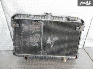 ワンオフ品 DR30 R30 スカイライン FJ20 銅3層 ラジエーター ラジエター コア 即納 棚G-2