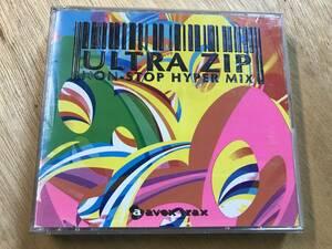 ULTRA ZIP NON STOP HYPER MIX<初回生産限定盤>送料込み 2枚組CD
