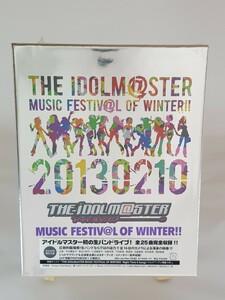THE IDOLM@STER MUSIC FESTIV@L OF WINTER!!(Blu-rayBOX)(完全初回生産限定)