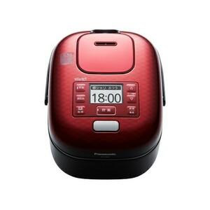 新品☆パナソニックPanasonic SR-JX058-K Wおどり炊き 炊飯器 3合
