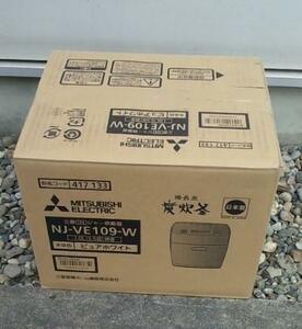 新品人気商品新品三菱ジャー炊飯器 NJ-VE109-W