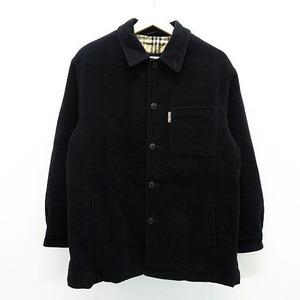 【1円】BURBERRY バーバリー コート ブラック系 M [240001244741] メンズ