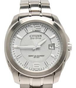美品 シチズン 腕時計 ソーラー メンズ CITIZEN