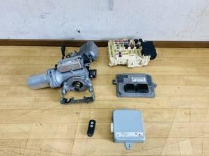 HONDA ホンダ NBOX NBOXカスタム/JF1・JF2 ホンダ 純正 エンジン コンピューター セット