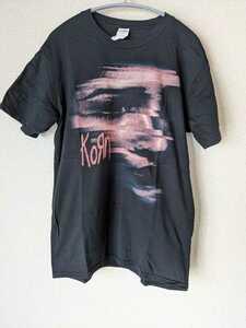 KORN コーン オフィシャルバンドTシャツ バンドT