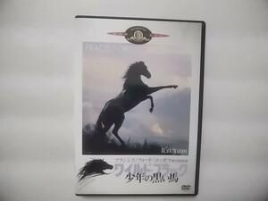 ワイルド・ブラック 少年の黒い馬 フランシス・フォード・コッポラ 中古DVD