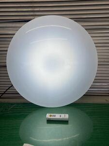 アイリスオーヤマ IRIS OHYAMA CL12DL-5.0WF-U LEDシーリングライト ECOHiLUX エコハイルクス 12畳用 中古品 (134)