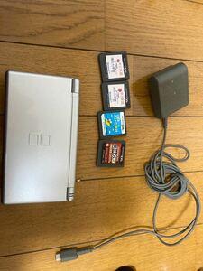 DS 本体 ソフト4つ 充電器