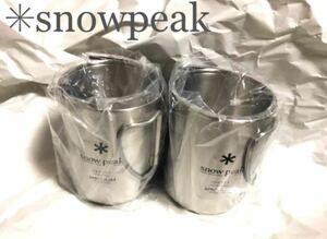 スノーピーク snow peak マグカップ