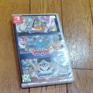 Switch Dragon Quest Collection ドラゴンクエストコレクション