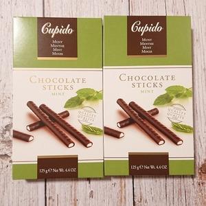 コストコ チョコレートスティック ミント2箱