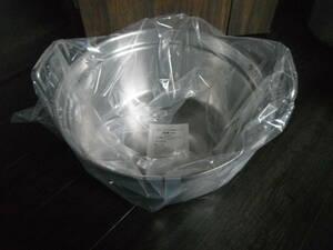 仔犬印 19-0ステンレス IH段付鍋 42cm 20リットル IH対応 煮込み料理 業務用両手鍋 高品質ステンレス使用 本間製作所