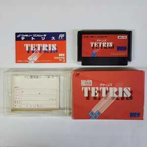 テトリス ファミコン ゲームソフト