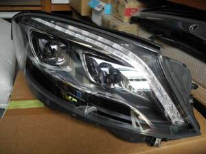 メルセデスベンツ W222 Sクラス 前期 純正 LED ヘッドライト ランプ ユニット 右側 A222 906 10 02 美品 S300 S400 S550 手渡し可 在庫2