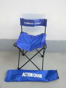◆Feldene ointment アクションチェア パイプチェア 椅子 チェア キャンプ アウトドア◆