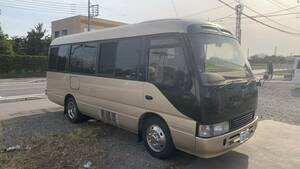 selling out start Toyota Coaster camper 8 number made on the way