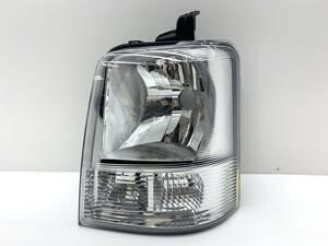【送料込み】ジャンク 即決 ◆ エブリィ DA64 / ハロゲン ◆ スズキ 純正 左 ヘッドライト LE04G6129 35320-68H52 ランプ EVERY [3351]