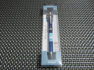☆おしゃれ!新品未開封☆PILOT パイロット 2+1EVOLT(エボルト) 0.5極細 油性ボールペン黒赤 0.5mm シャープペンシル ブルー P-3091-12