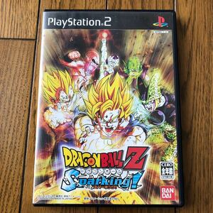 【ジャンク品】ドラゴンボールZ スパーキング! PS2ソフト
