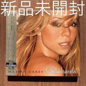 Mariah Carey マライア・キャリー Charmbracelet Japan tour edition チャームブレスレット~ツアー・エディション 来日記念盤 新品未開封